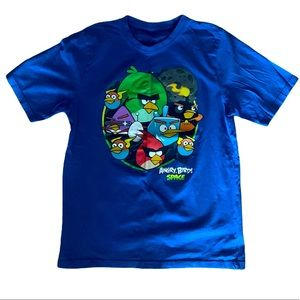 "Angry Birds ""Space"" Collectable t-shirt Large"